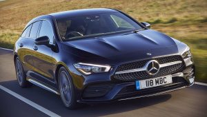 2020 Mercedes-Benz CLA 1