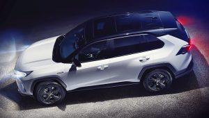 2019 Toyota RAV4 Hybrid LE Images