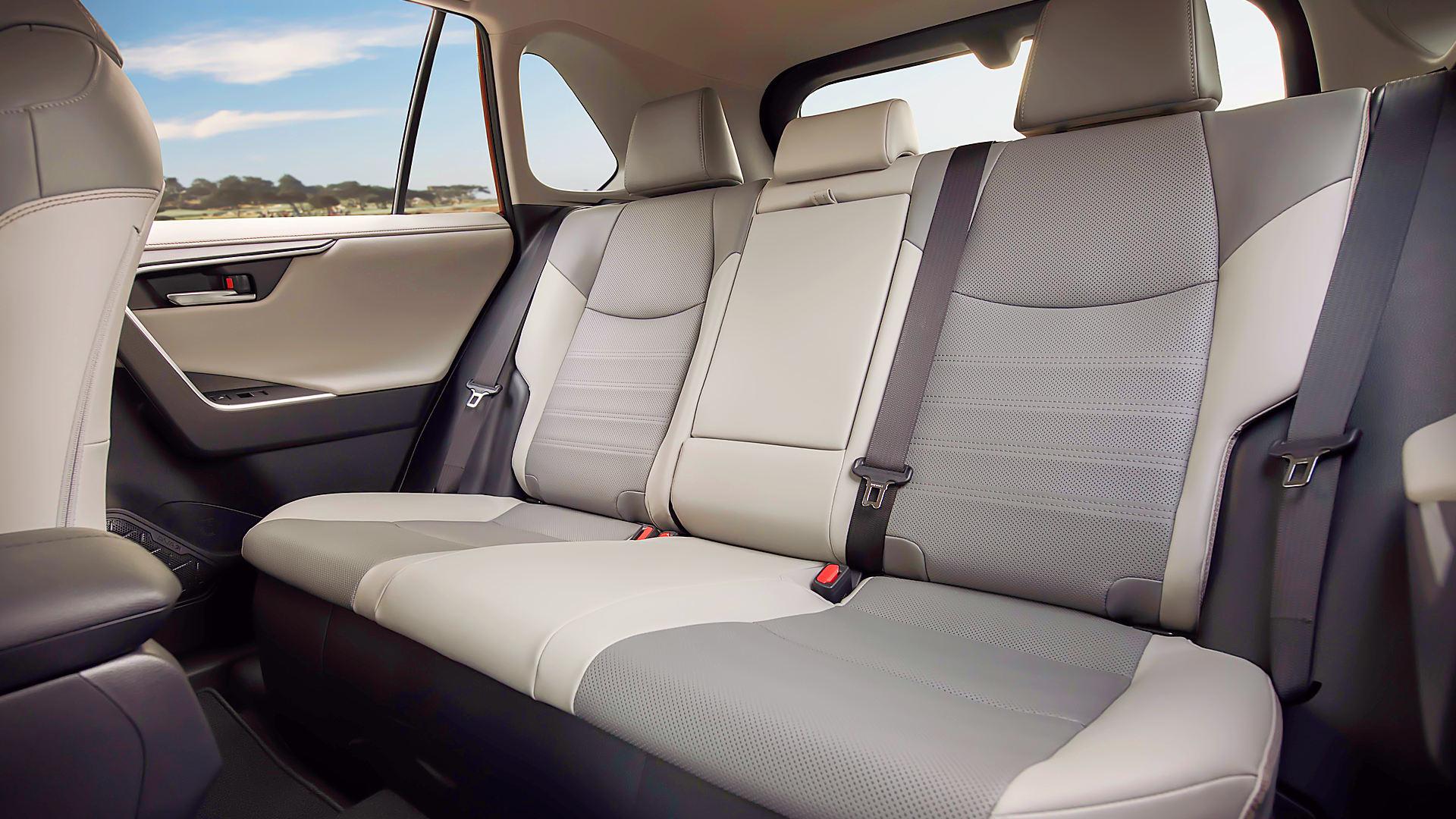 2019 Toyota RAV4 Hybrid Limited Interior