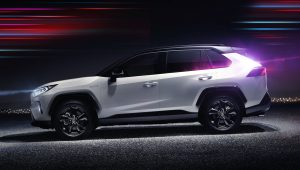 2019 Toyota RAV4 Hybrid Wallpaper