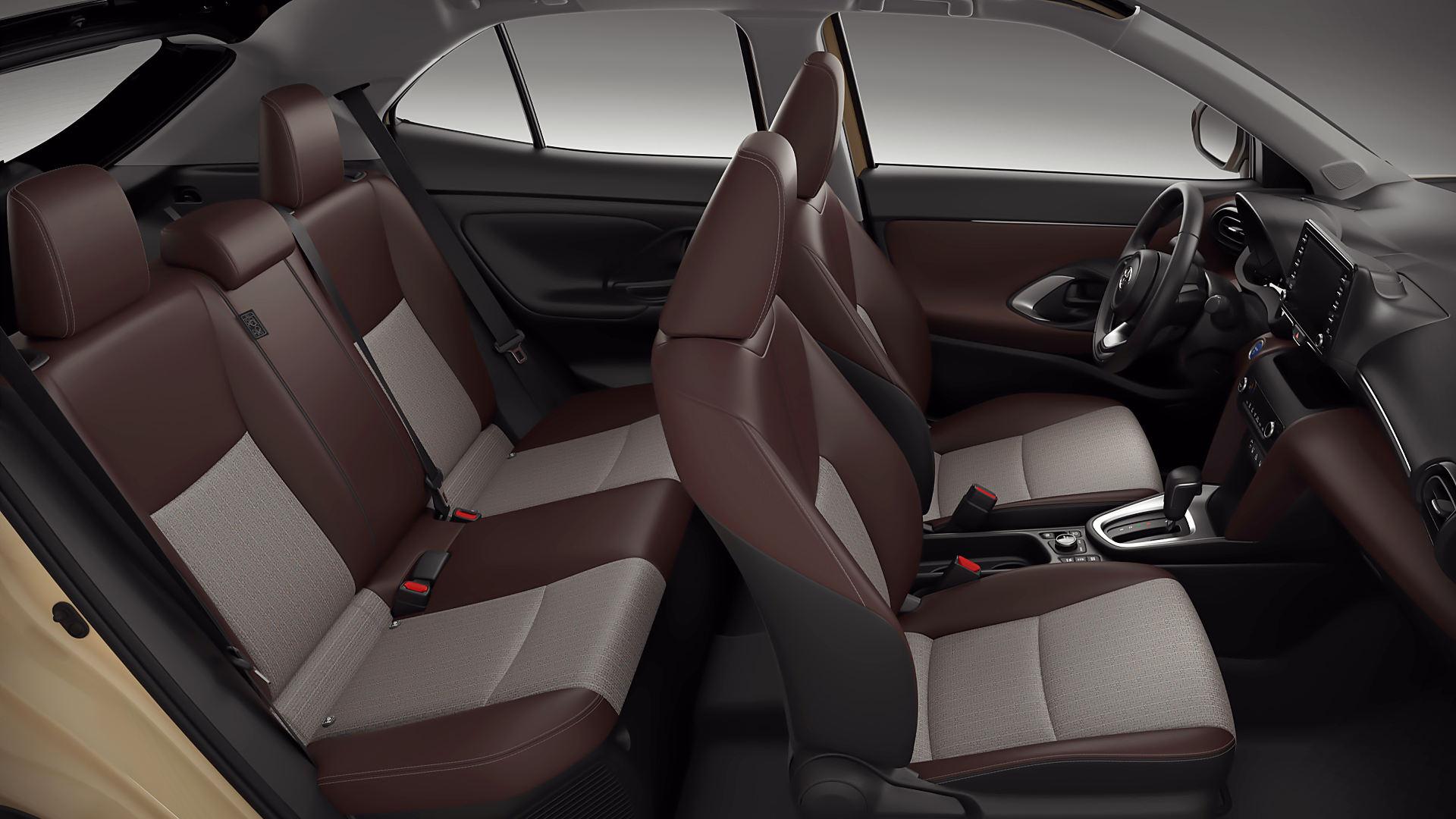 Toyota Yaris Cross 2021 Interior