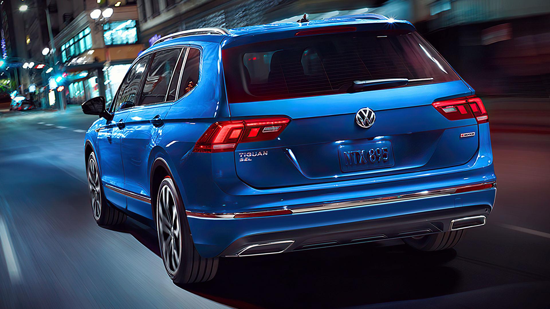2020 Volkswagen Tiguan Images Wallpaper