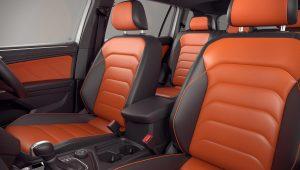 2020 Volkswagen Tiguan Interior Colors