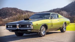 1971 Dodge Charger Images