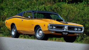 1971 Dodge Charger Pictures