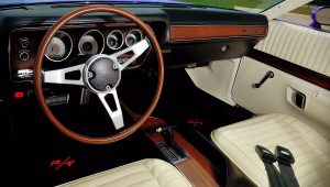 1971 Dodge Charger RT Interior Inside