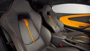 2016 McLaren 570S Inside Interior