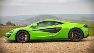 2016 McLaren 570S Green Images