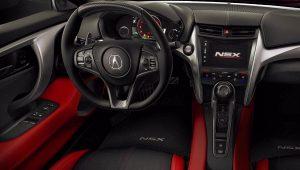 2020 Acura NSX Interior Images