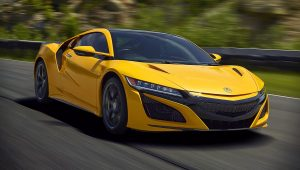 2020 Acura NSX Pictures