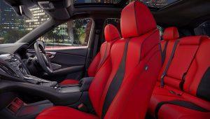 2020 Acura RDX Inside Interior