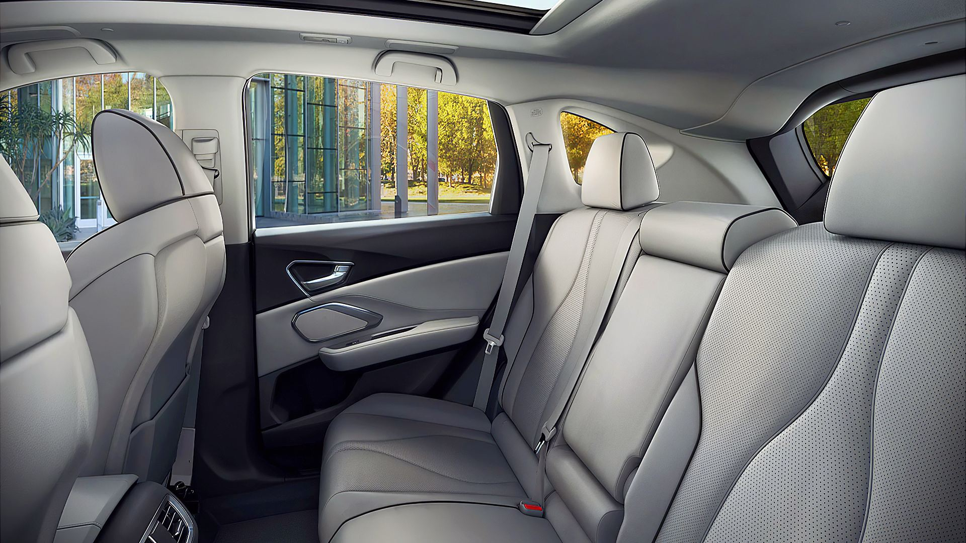 2020 Acura RDX Interior Pictures