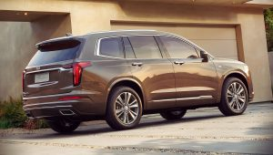 2020 Cadillac SUV XT6 Premium Luxury Photos Images