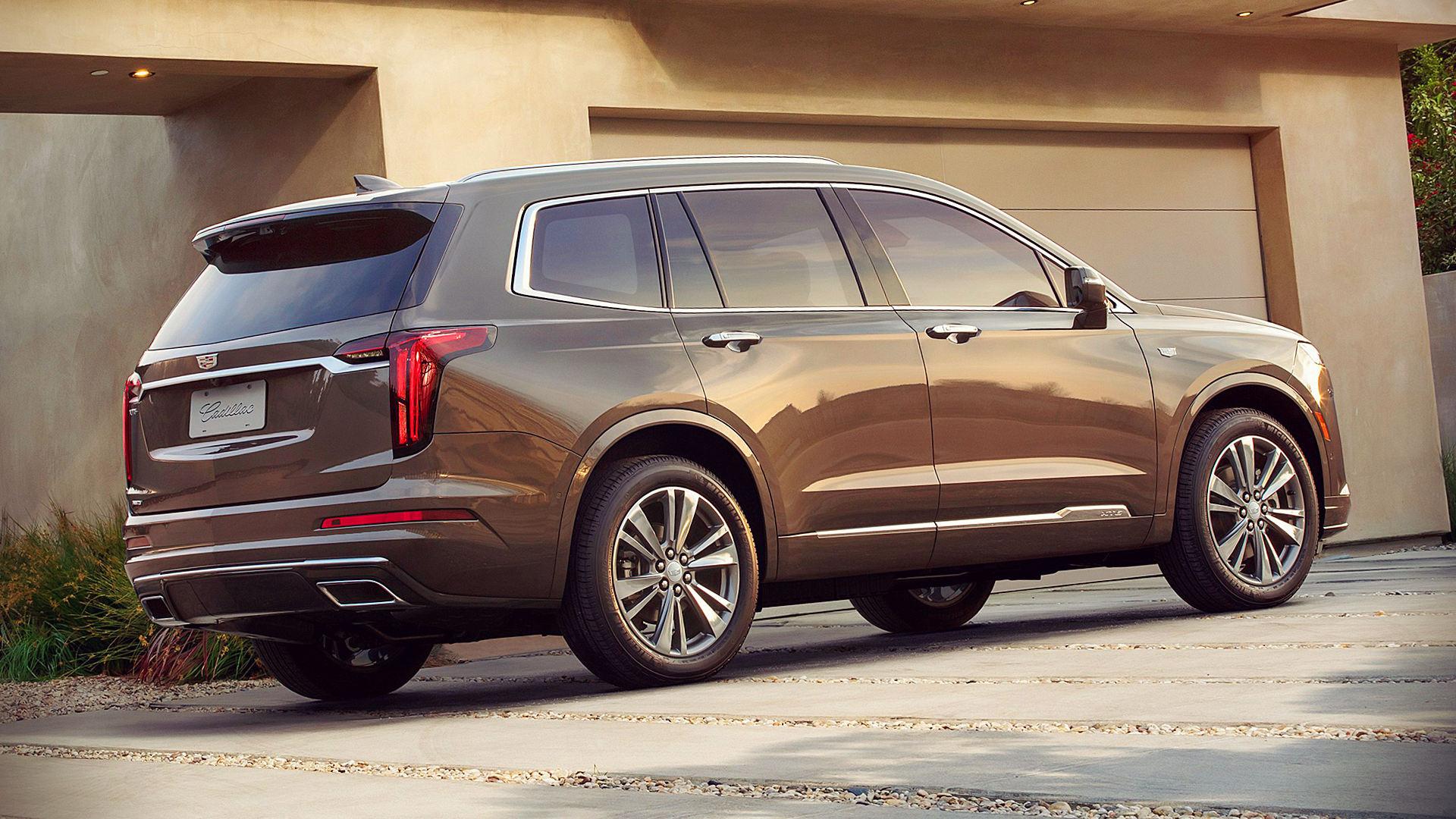 2020 Cadillac SUV XT6 Premium Luxury Photos Images