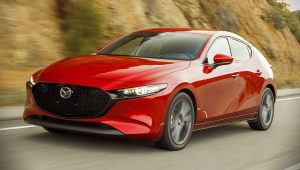 2020 Mazda 3 AWD Hatchback Pictures Images