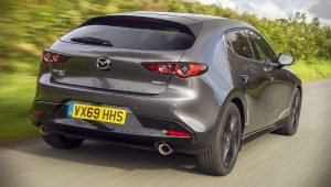 2020 Mazda 3 Hatchback Images AWD