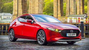 2020 Mazda 3 Hatchback Skyactiv X USA
