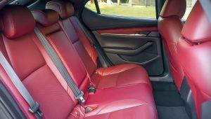2020 Mazda 3 Hatchback Skyactiv X Interior