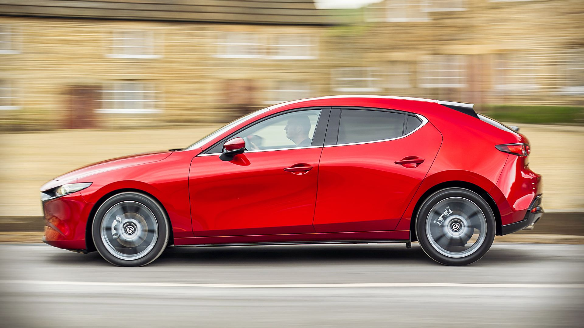 2020 Mazda 3 Hatchback Sport USA Images