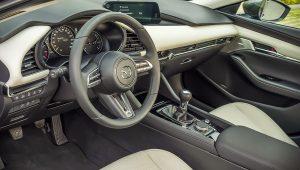 2020 Mazda 3 Interior Inside