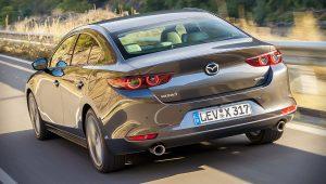 2020 Mazda 3 Sedan Images
