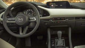 2020 Mazda 3 Sedan Interior