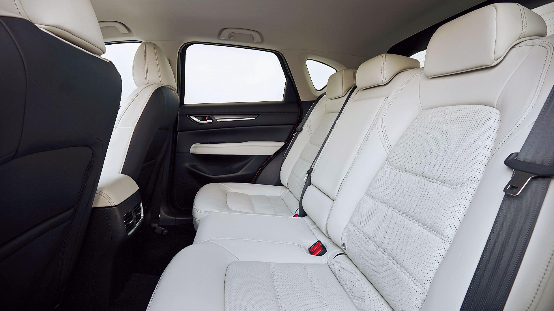 2020 Mazda CX-5 Grand Touring Interior