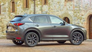 Mazda SUV 2020 CX-5 Touring Pictures