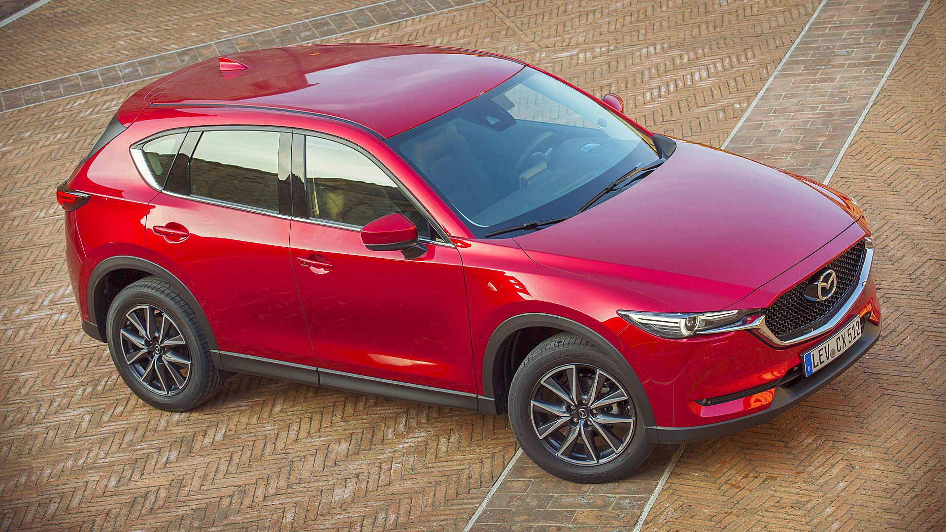2020 Mazda CX-5 Grand Touring Images