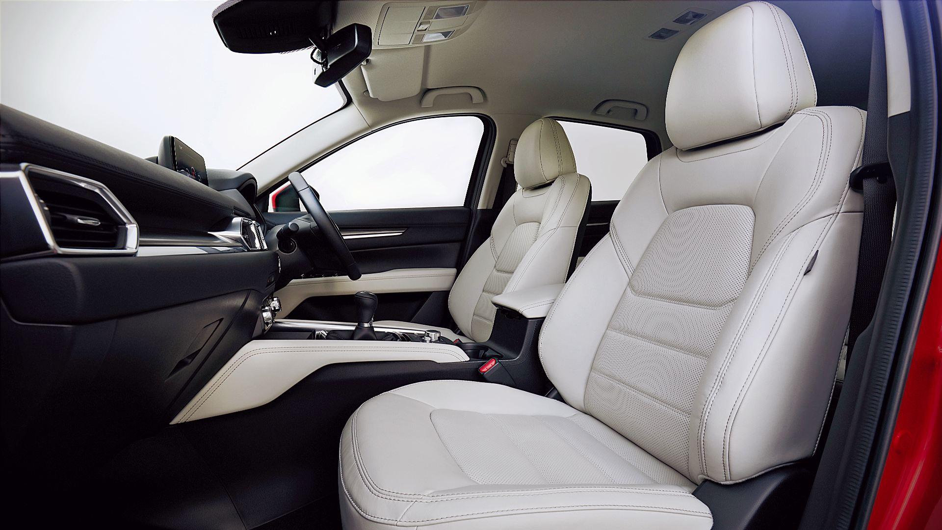 2020 Mazda CX-5 Inside Interior