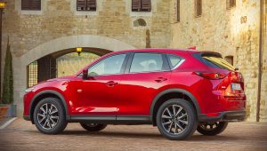 2020 Mazda CX-5 Sport Images Pictures