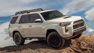 2020 Toyota 4Runner 1