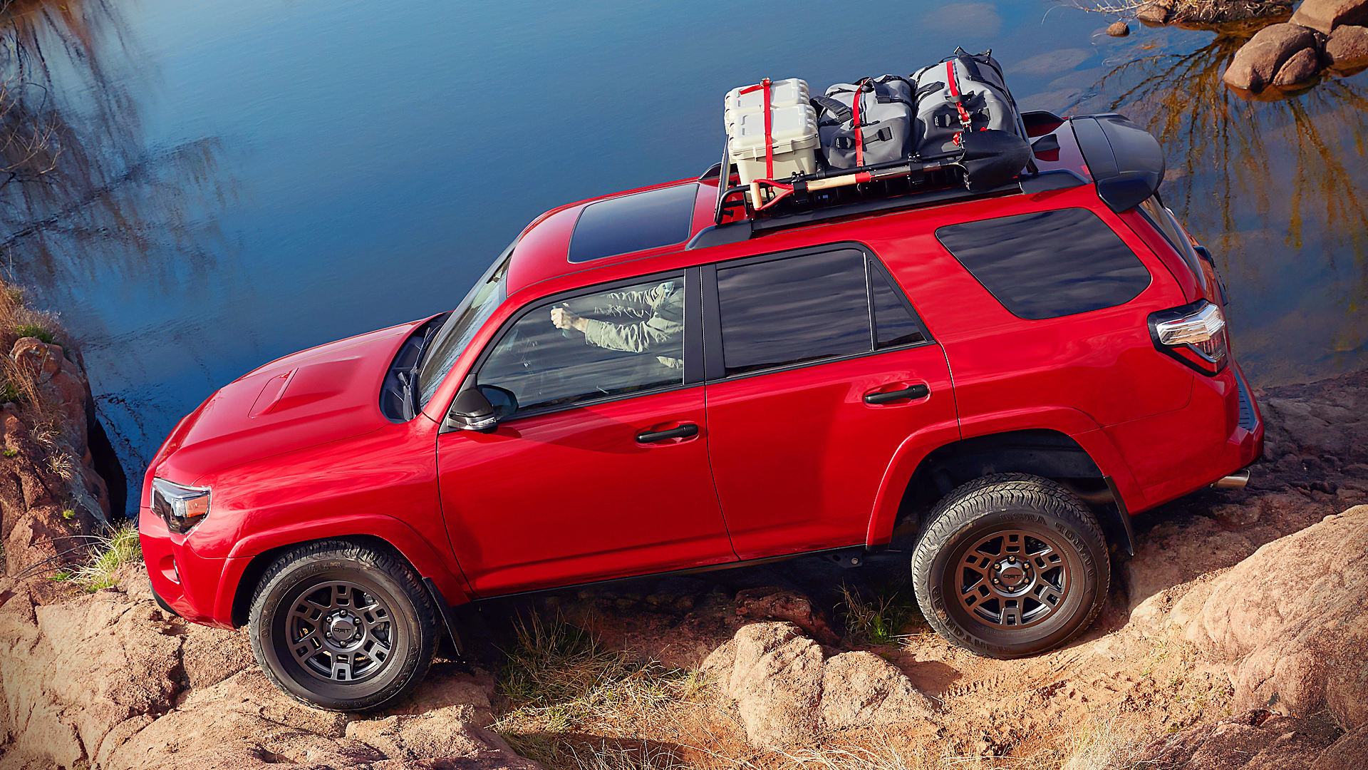2020 Toyota 4Runner Limited Pictures Images