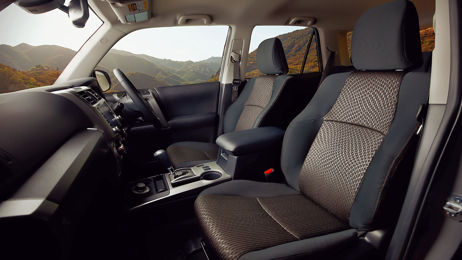 2020 Toyota 4Runner SR5 Premium Interior