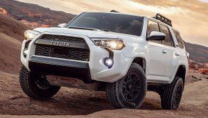2020 Toyota 4Runner TRD Pro Images