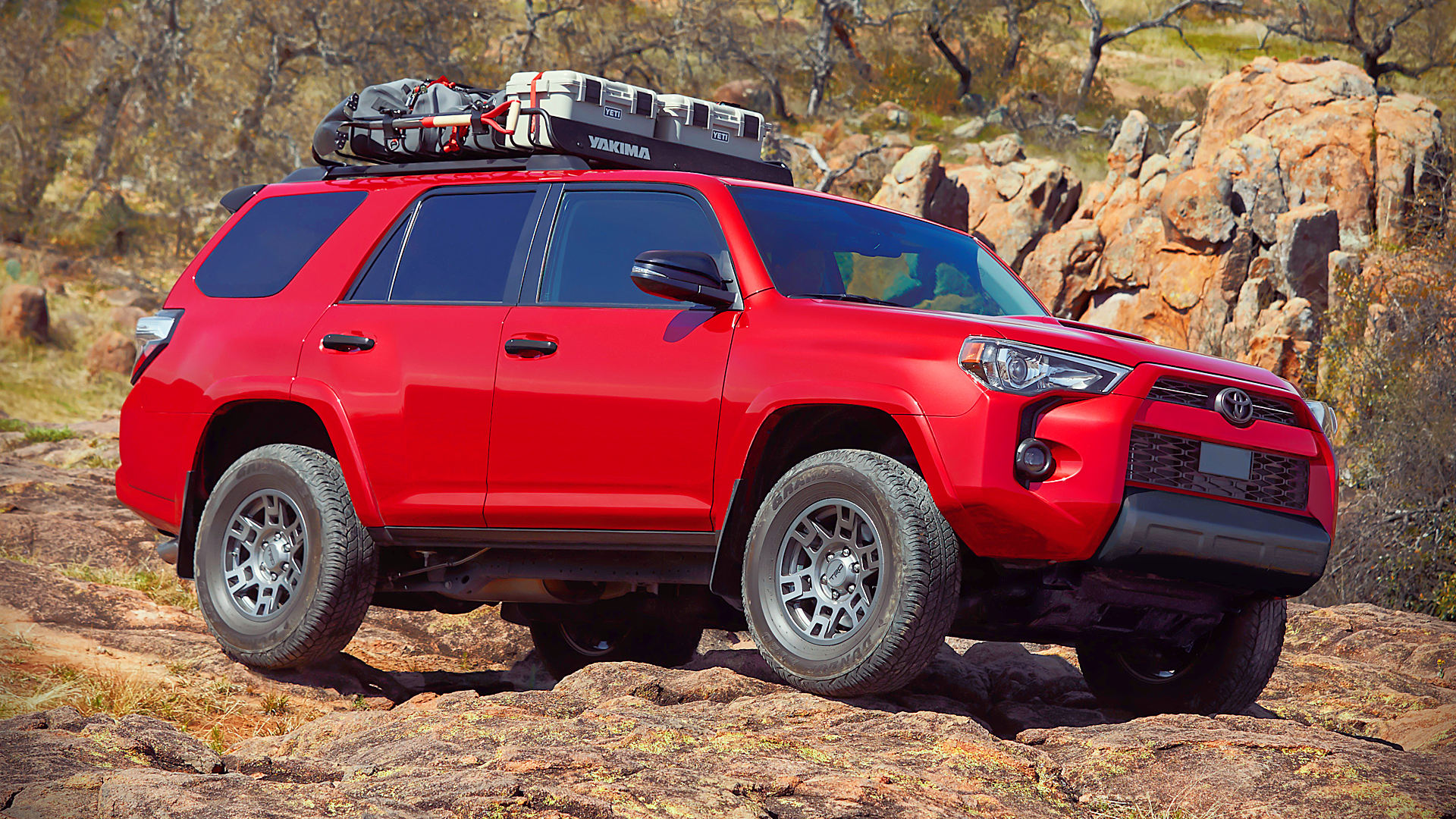 2020 Toyota 4Runner Venture Edition Images