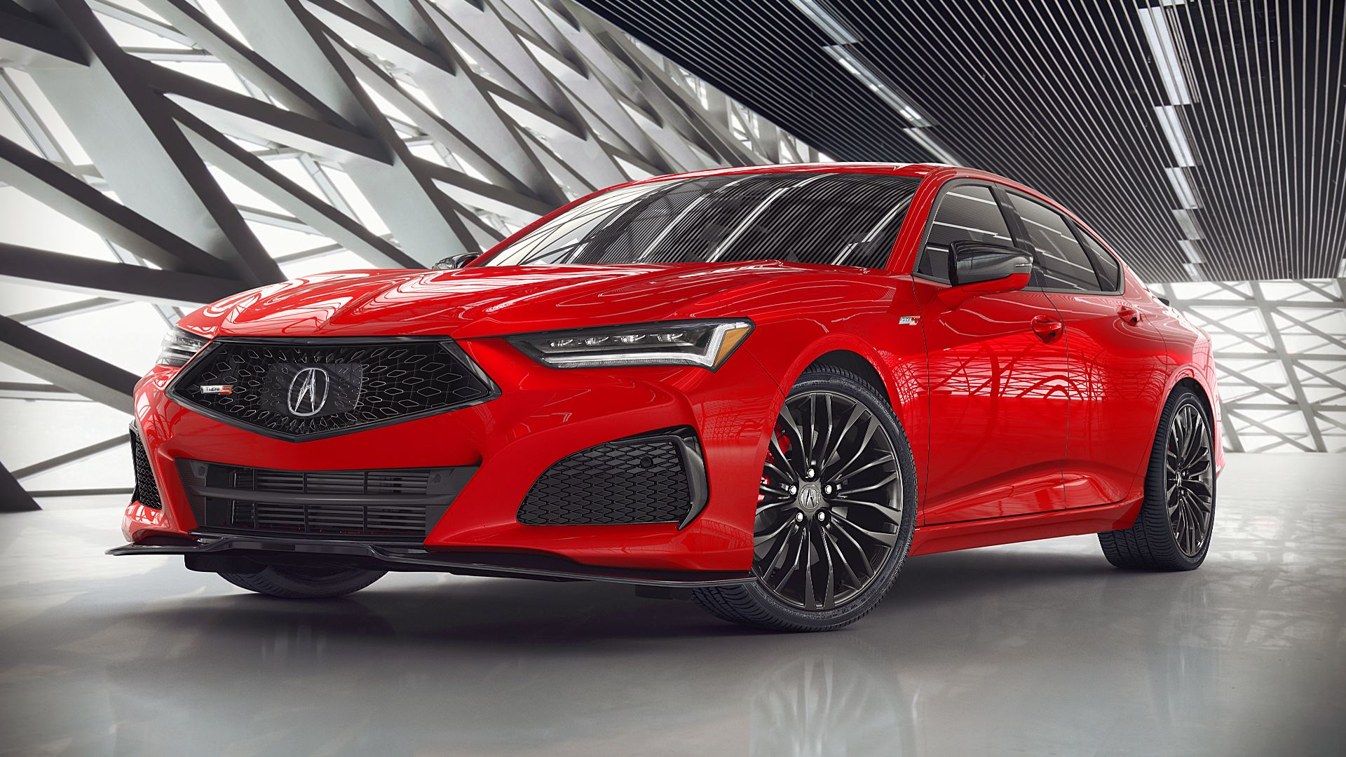 2021 acura tlx type s pictures