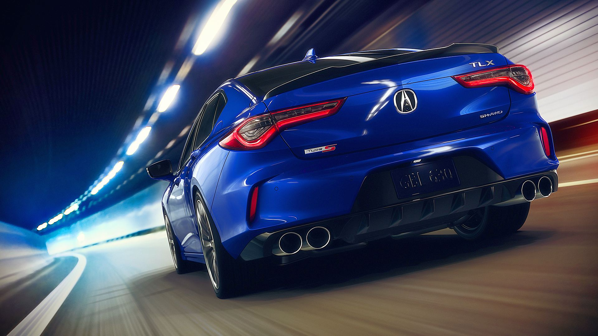 2021 Acura TLX Type S Wallpaper Images
