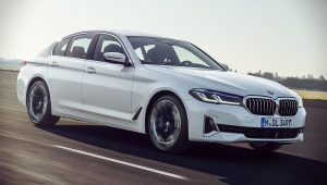 2021 BMW 5-Series 540i xDrive Plug in Hybrid