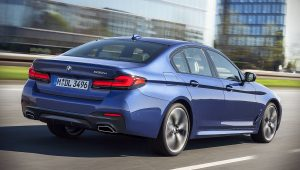 2021 BMW 530e xDrive Pictures Images