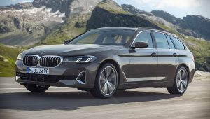 2021 BMW 530i Touring Plug in Hybrid
