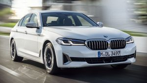 2021 BMW 540i xDrive Images