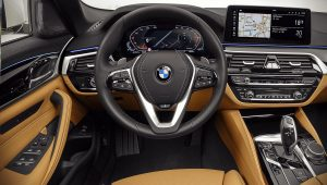 2021 BMW 540i Interior Inside