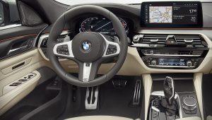 2021 BMW 6-Series Interior