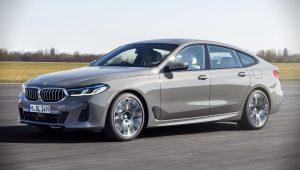 2021 BMW 6-Series 1