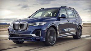 2021 BMW Alpina XB7 1