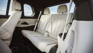 2021 BMW Alpina XB7 Inside Interior