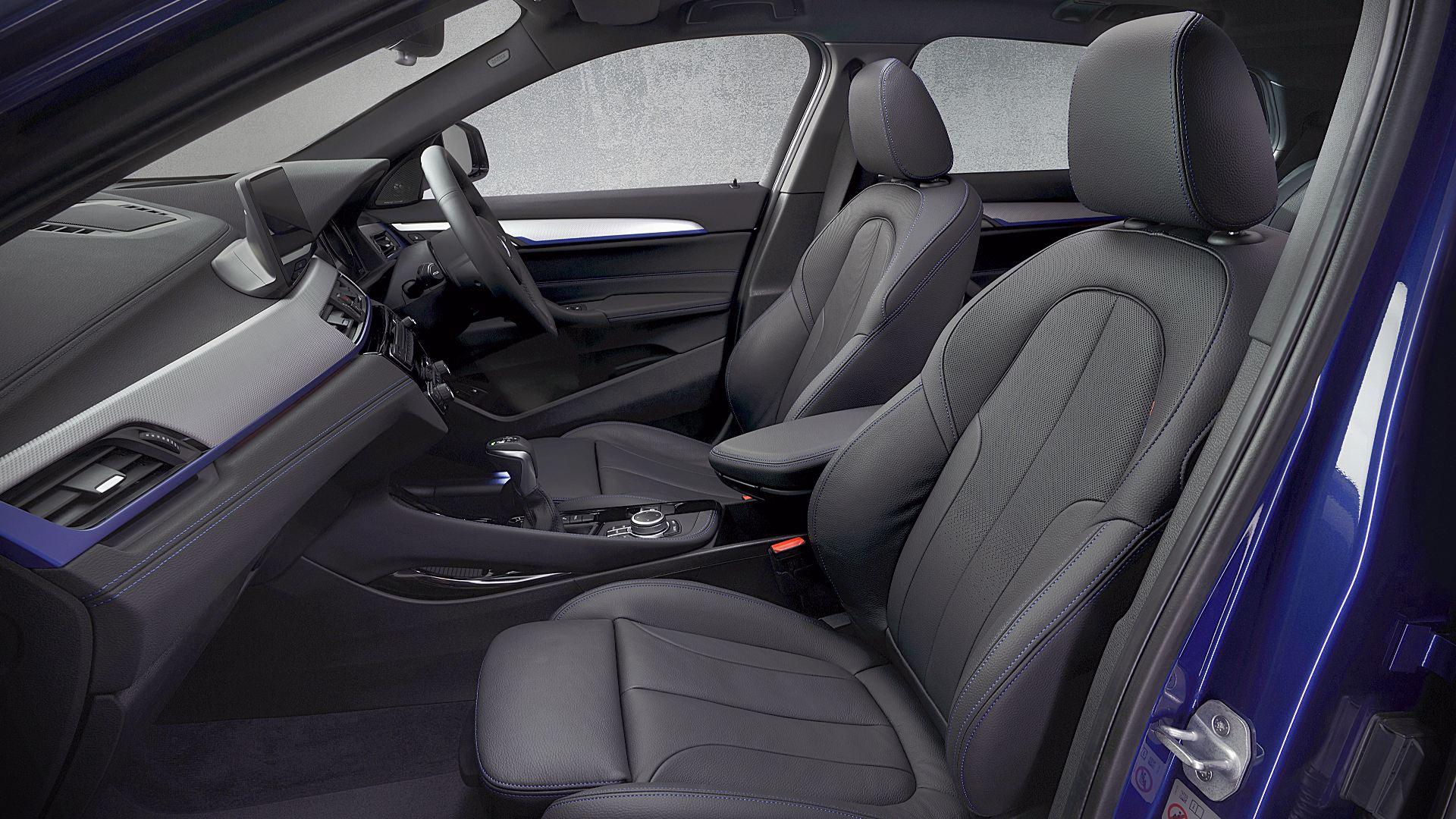 2021 BMW X2 Interior Inside