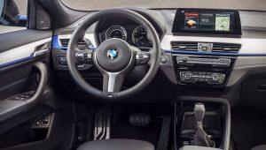 2021 BMW X2 xDrive25e Inside Interior