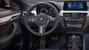 2021 BMW X2 xDrive25e Interior